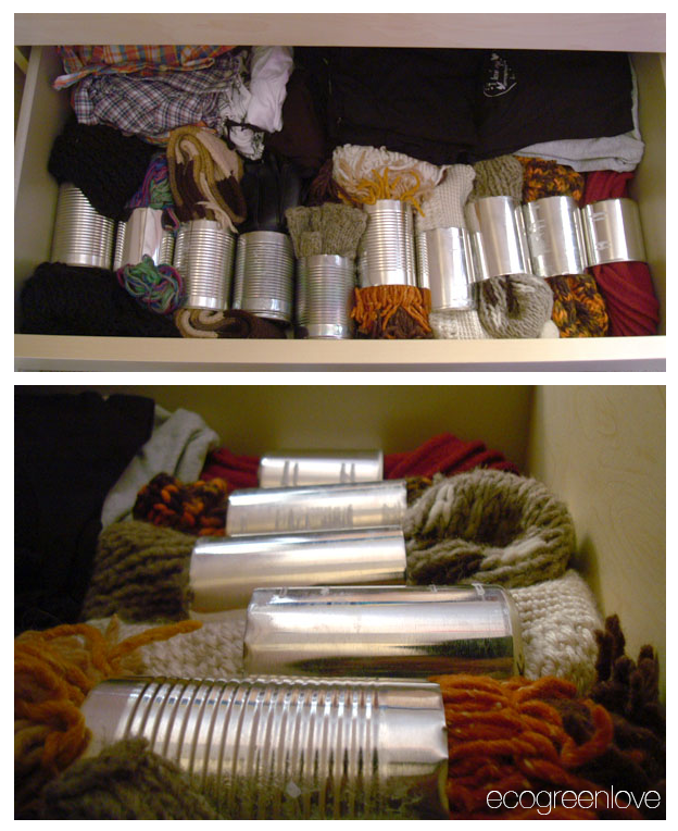 Creative ways to Repurpose cans | ecogreenlove