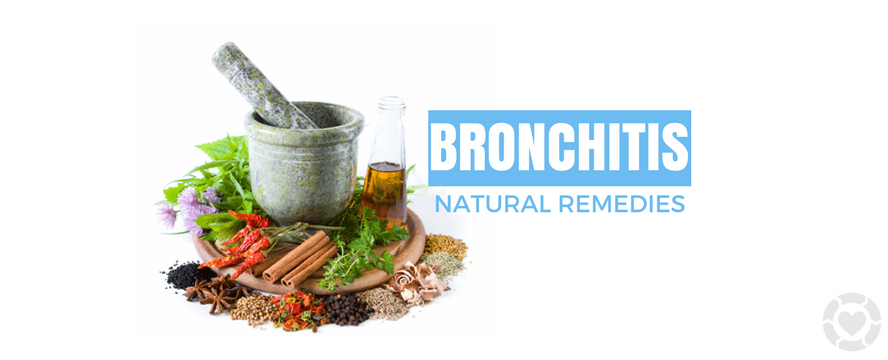 Bronchitis natural remedies | ecogreenlove