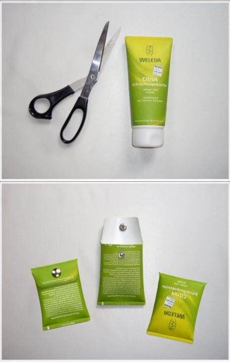 Reusing Shampoo Bottles | ecogreenlove