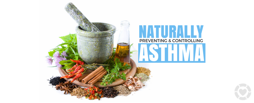 Naturally preventing / controlling Asthma | ecogreenlove