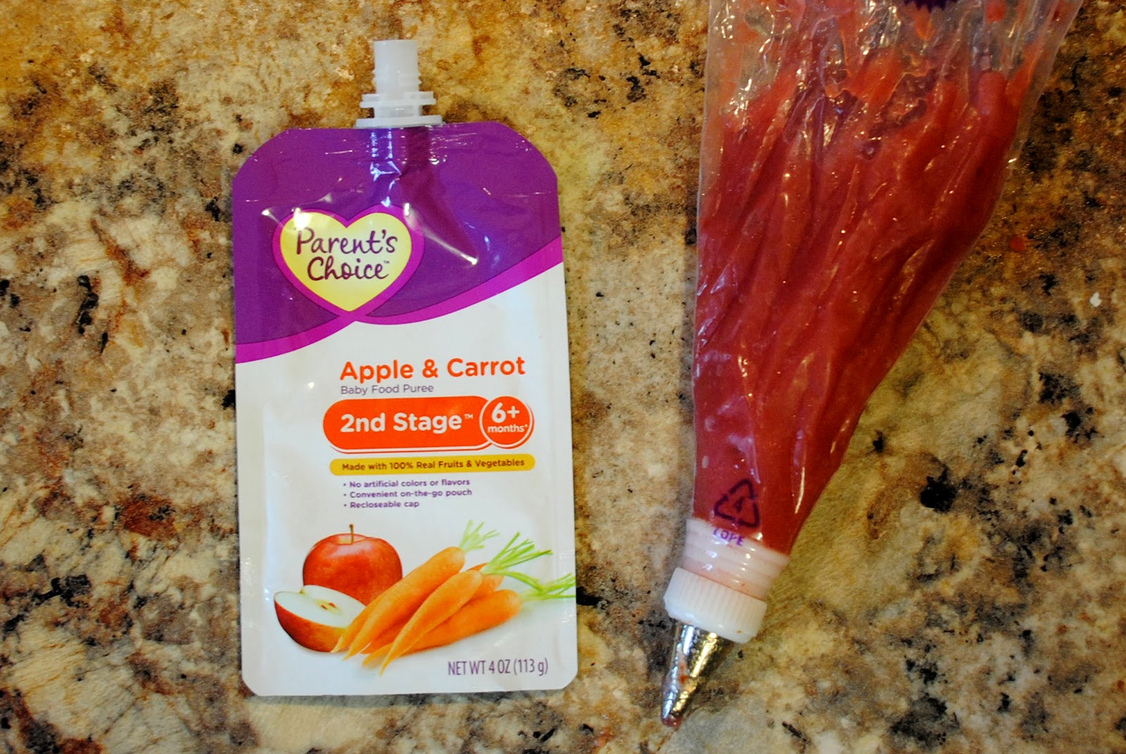 Reusing food / juice pouches | ecogreenlove