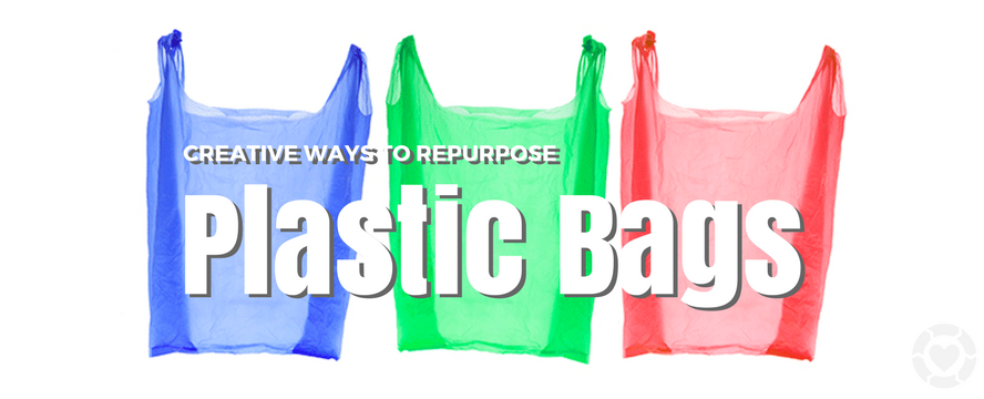 Creative Ways to Repurpose Plastic Bags   ecogreenlove