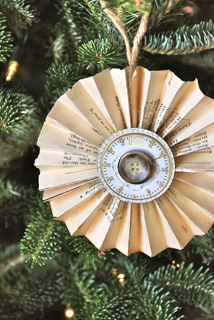 Diy Christmas Tree Ornaments And Tree Topper Ecogreenlove