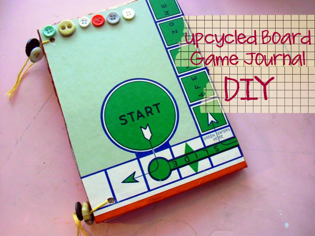 Creative Ways to Repurpose old Board Games | ecogreenlove