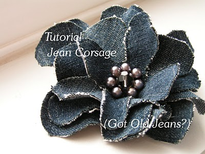 Reusing old Jeans / Denim | ecogreenlove