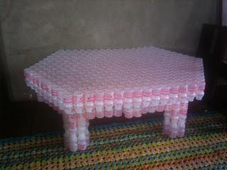 Creative ways to Repurpose Actimel and Yakult (probiotic drinks) bottles | ecogreenlove