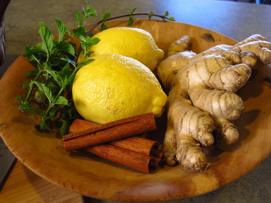 Ginger & Cinnamon Everyday for Muscle Soreness | ecogreenlove