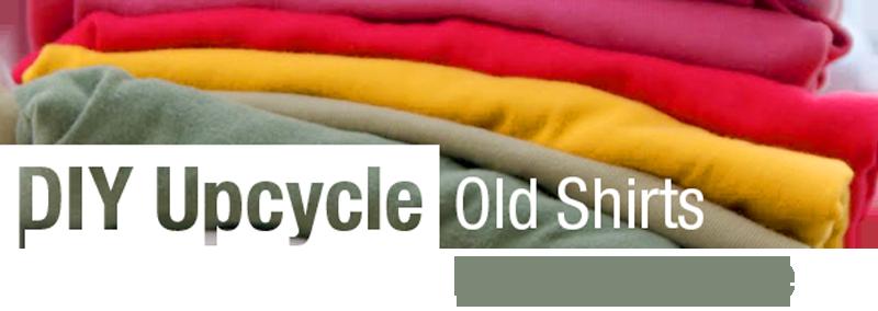 Reusing old Shirts (1/6)