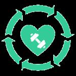 Exercise makes you Happy! | ecogreenlove