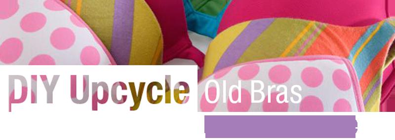 Creative Ways to Repurpose old Bras | ecogreenlove