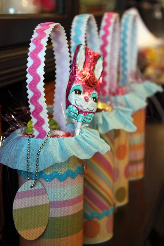 Diy Upcycled Easter Decorations Amp Gifts Ecogreenlove