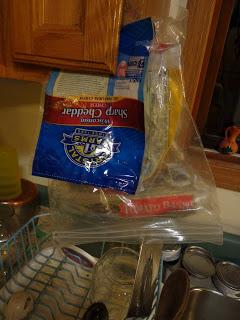 Reusing Freezer Plastic Bags (bags from frozen produce) | ecogreenlove