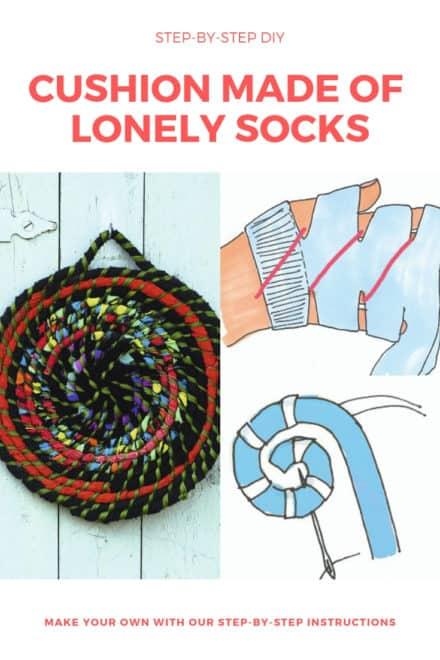 Creative Ways to Repurpose old/lonely Socks | ecogreenlove