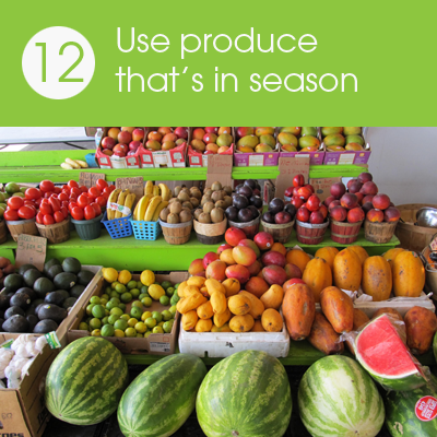 12 - Expert's Cooking Tips that will save you Time in the Kitchen | ecogreenlove
