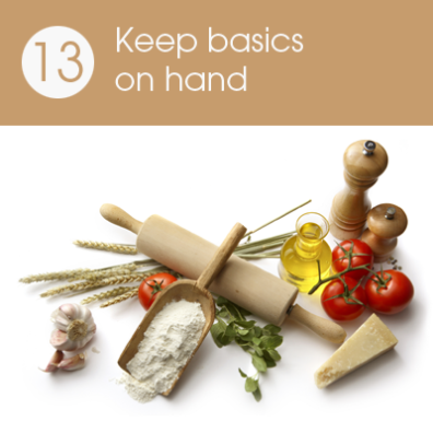 13 - Expert's Cooking Tips that will save you Time in the Kitchen | ecogreenlove
