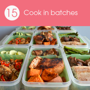 15 - Expert's Cooking Tips that will save you Time in the Kitchen | ecogreenlove