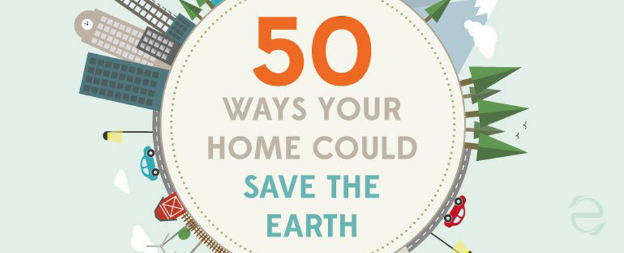 Cost efficient ways to make your home more eco friendly for Cost effective ways to build a house
