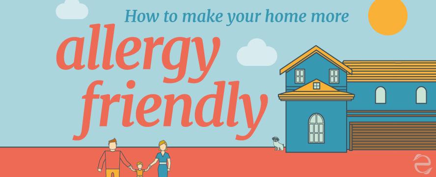 Allergy Frienldy Home | ecogreenlove
