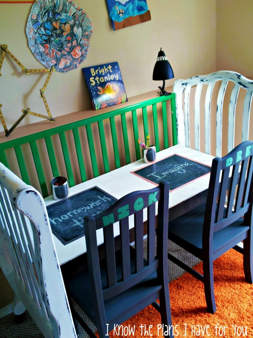 Reusing Crib Rails | ecogreenlove