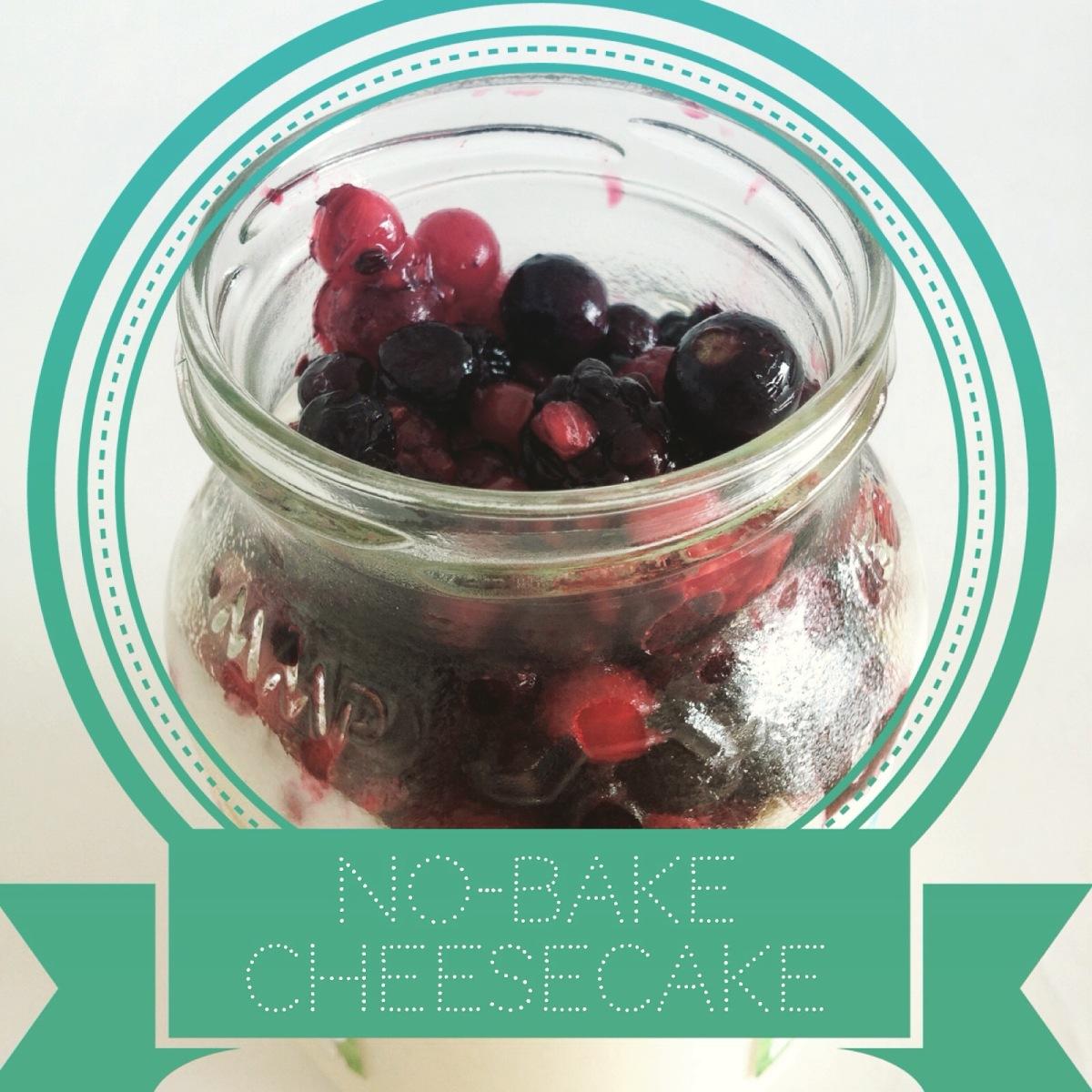 no-bake lemon cheesecake | ecogreenlove