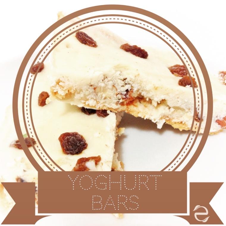 Recipe: Yoghurt bars | ecogreenlove