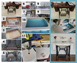 Reusing sewing machines | ecogreenlove