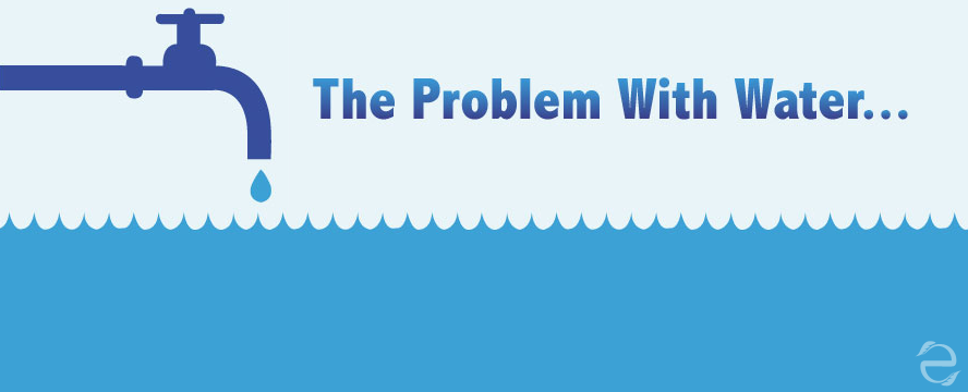 The Problem with Water [Infographic] | ecogreenlove