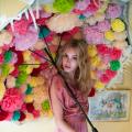 Pom Pom factory • Reusing Umbrellas | ecogreenlove