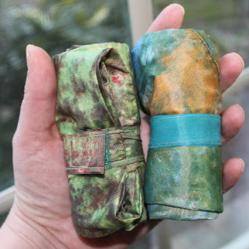 Recycled umbrella bag • Reusing Umbrellas   ecogreenlove