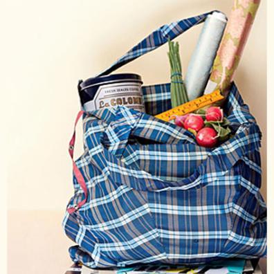 Repurpose umbrella tote bag • Reusing Umbrellas   ecogreenlove