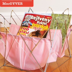 Magazine Rack • Reusing Umbrellas | ecogreenlove