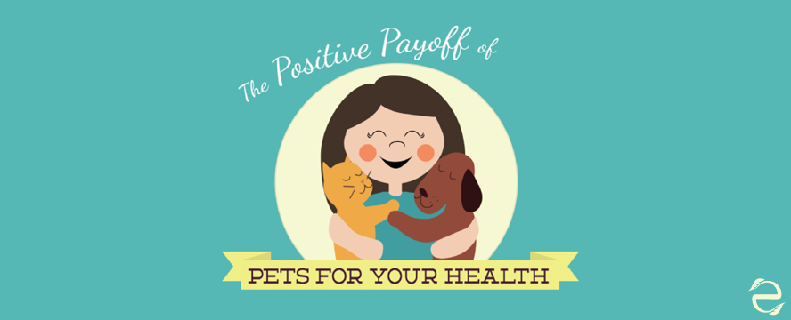 Pet Caring Health Benefits [Infographic] | ecogreenlove