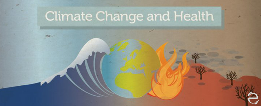 Climate Change: Health Threat or Health Opportunity? [Infographic] | ecogreenlove