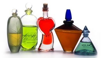 Reusing old Perfume Bottles | ecogreenlove