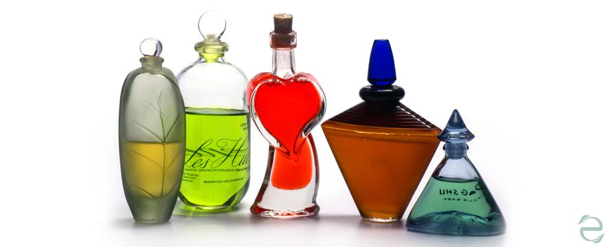 Reusing old Perfume Bottles | ecogreenlove