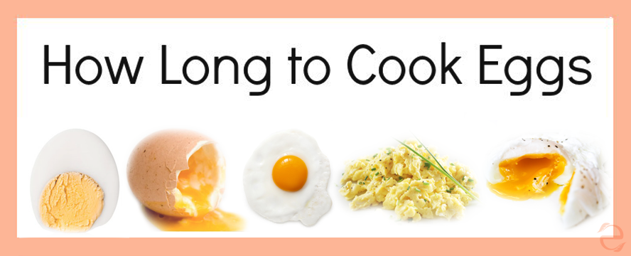 How long to Cook your Eggs [Infographic] | ecogreenlove