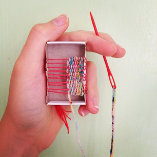Reusing match boxes | ecogreenlove