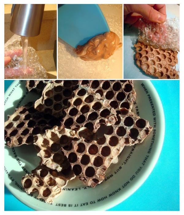 Reusing Bubble Wrap | ecogreenlove