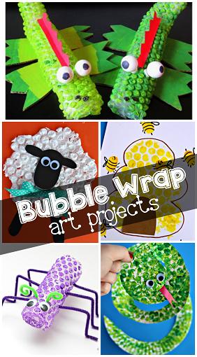 Reusing Bubble Wrap   ecogreenlove