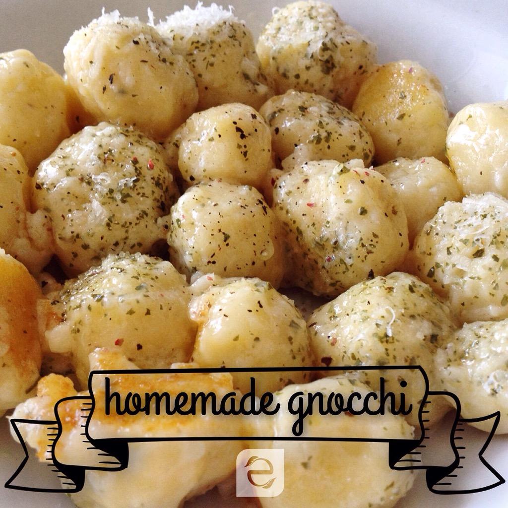 Recipe: Homemade Gnocchi   ecogreenlove