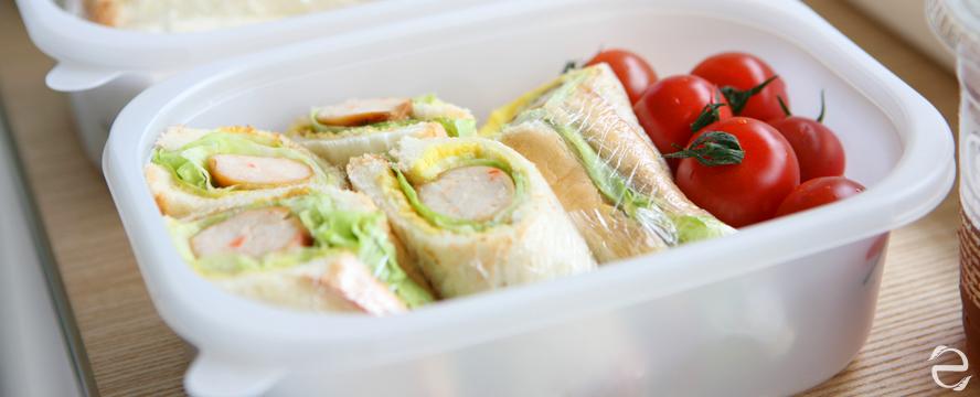 Lunch Ideas [Infographics] | ecogreenlove