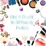 Reusing Makeup and Makeup Containers | ecogreenlove