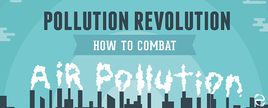 How to combat Air Pollution [Infographic] | ecogreenlove