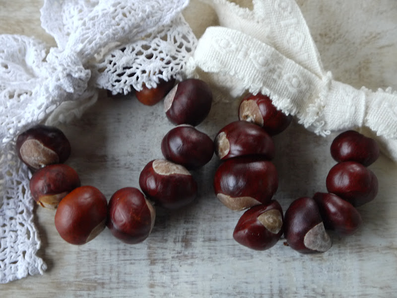 DIY: Autumn Crafts with Conkers | ecogreenlove