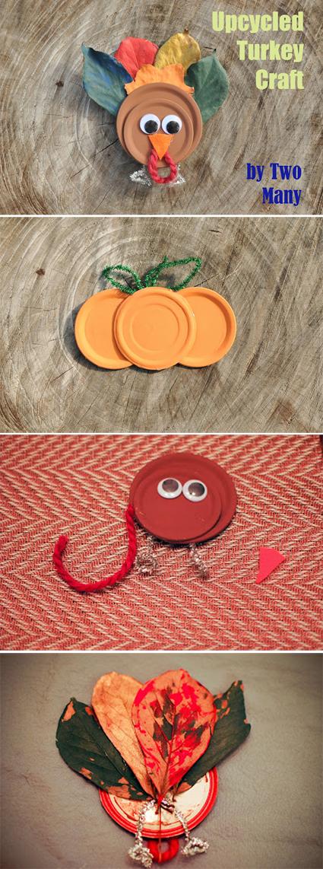 DIY: Thanksgiving Decor & Crafts   ecogreenlove