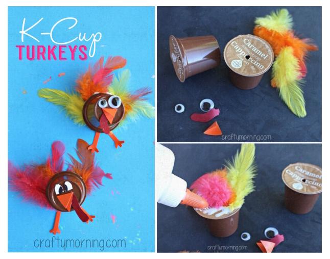 DIY: Thanksgiving Decor & Crafts | ecogreenlove