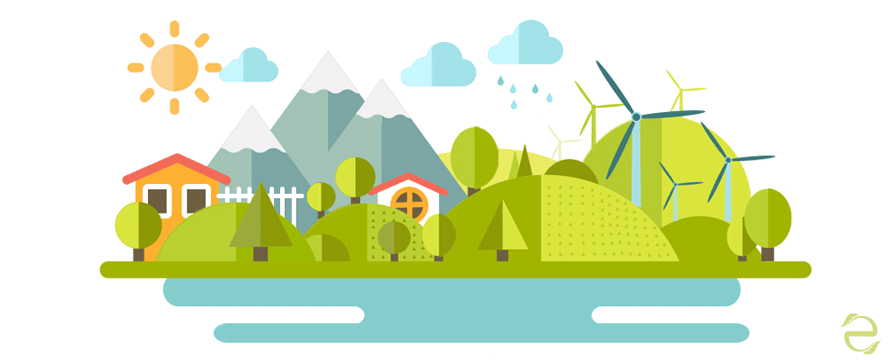 Eco-friendly House Build [Infographic] | ecogreenlove