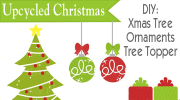 Green Christmas roundup [DIY: Upcycled Christmas] | ecogreenlove