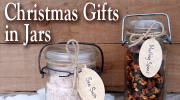 Green Christmas roundup [Christmas Gifts in a Jar] | ecogreenlove