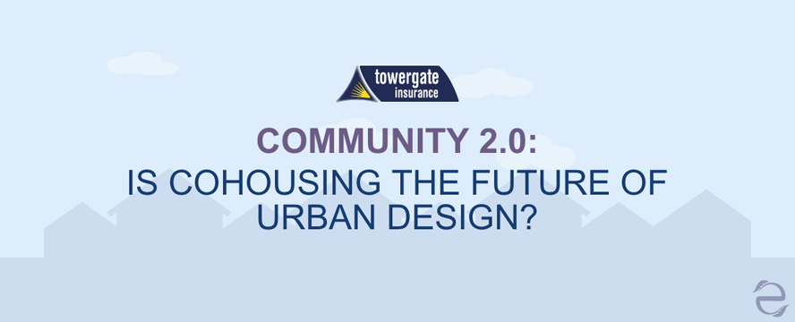 Is Cohousing the Future? [Infographic] | ecogreenlove